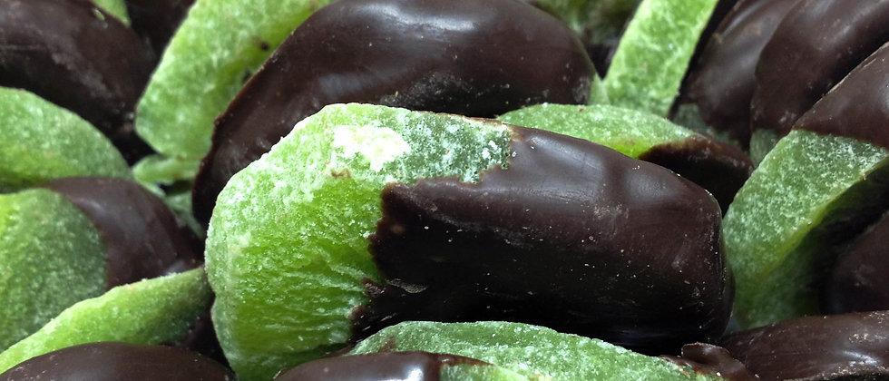 Dark Chocolate Covered Kiwi