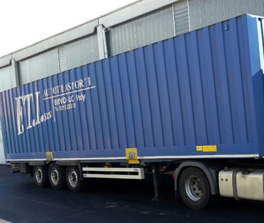 CONTAINER HUPAC