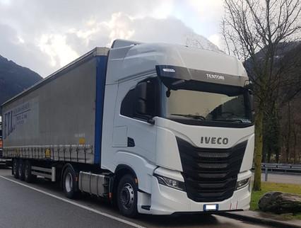 IVECO S-WAY 480