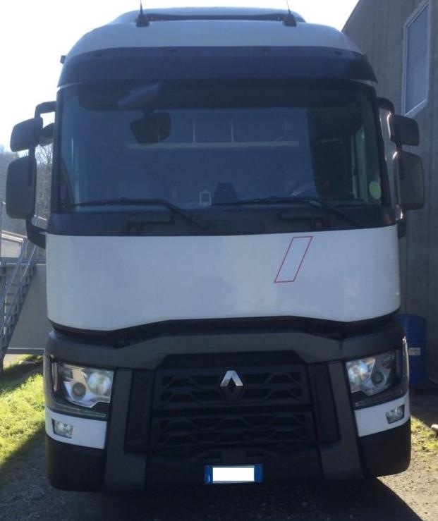 RENAULT Trucks T1 DTI 13.480