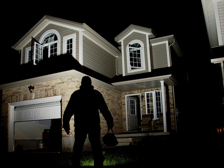 Home Security: Keep Burglars Away From Your Home