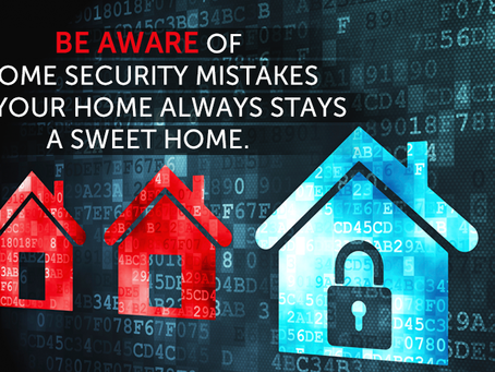 3 Home Security Mistakes That Could Be Costing You Money!