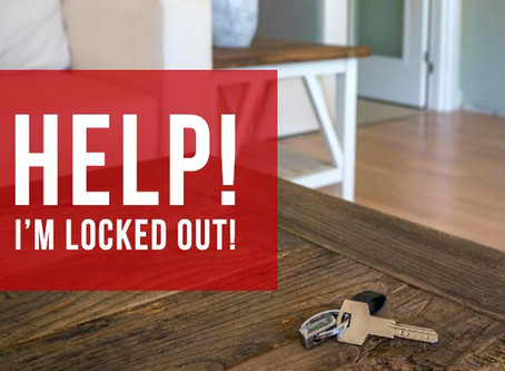 Lock Outs: What Do You Do?