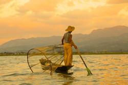 Inle Lake, Myanmmar