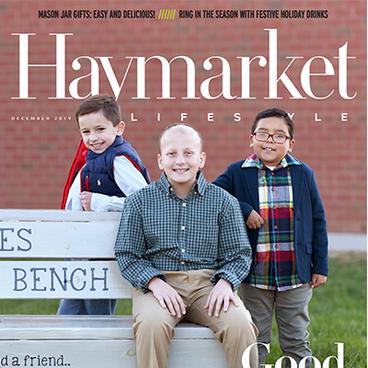 Haymarket Lifestyle Magazine