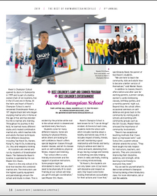 Kwon's Championship School Profile