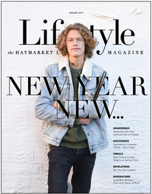 Haymarket's Cameron Thistle: Humble, Gifted, and Going Places