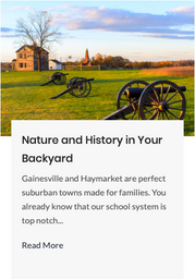 Nature and History in Your Backyard