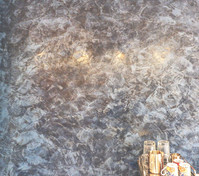 Tadelakt Wand Marmoroptik