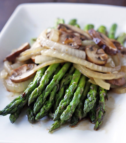 Vegetarian Entree's