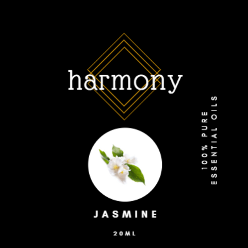 Harmony Essential Oils - Jasmine 20ml