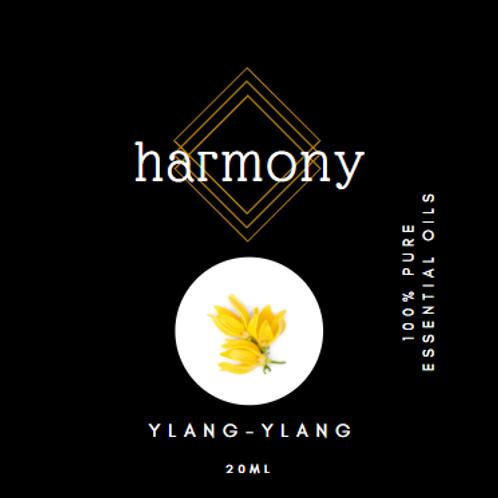 Harmony Essential Oils - Ylang-Ylang 20ml