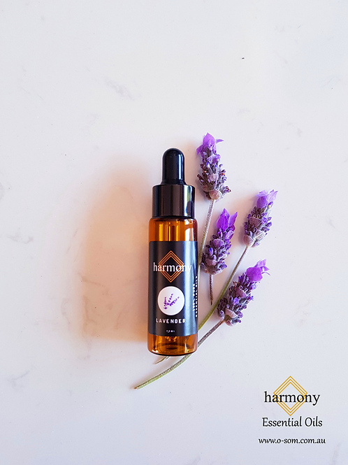 Harmony Essential Oils - Lavender 20ml