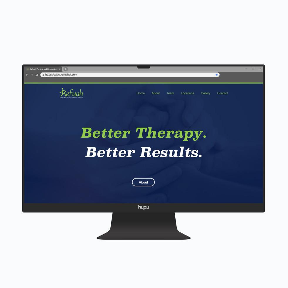 Refuah Website