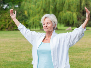 Daily Qi Gong For Energy Boost