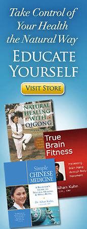 Tai Chi, Qi Gong and Natural Healing Products