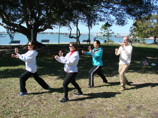 Why Tai Chi and Qi Gong?