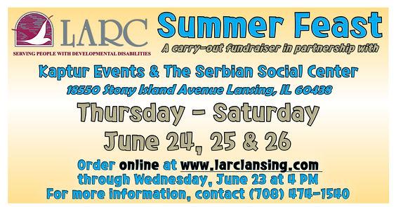 2021 Summer Feast Facebook Event Header.