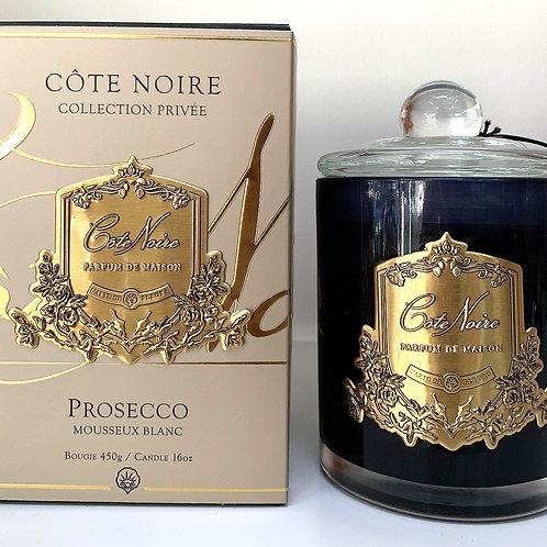Cote Noire 450gm Candle - Prosecco