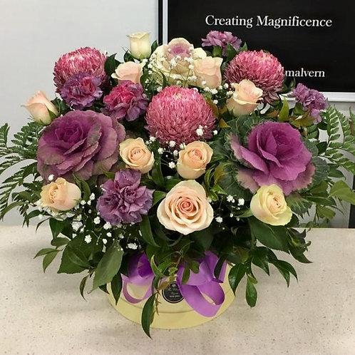Boxed flower arrangements 18