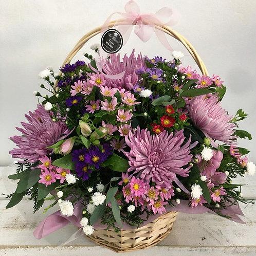 Boxed flower arrangements 25
