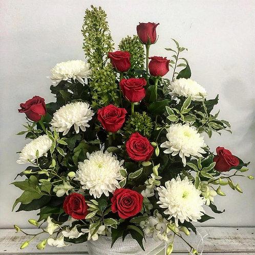 Boxed flower arrangements 11
