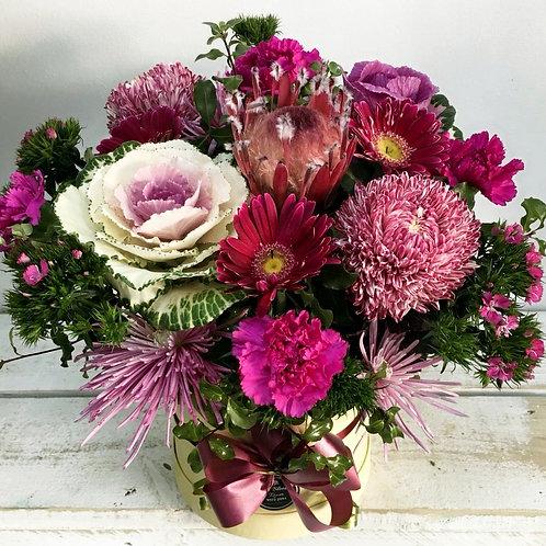 Boxed flower arrangements 29