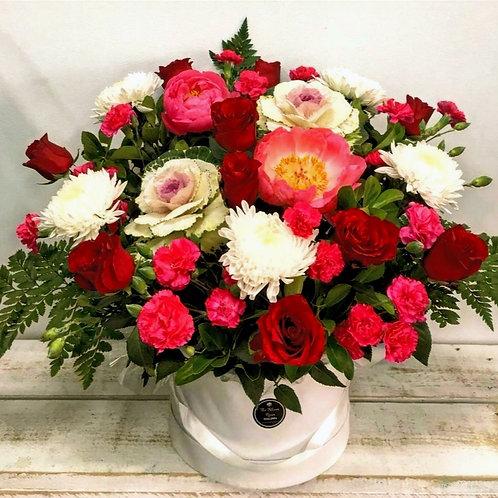 Boxed flower arrangements 06
