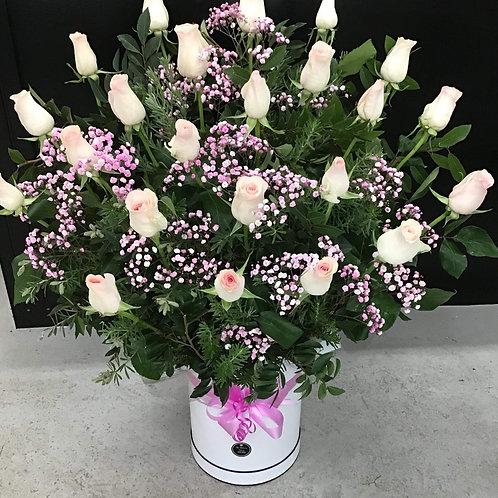 Boxed flower arrangements 34