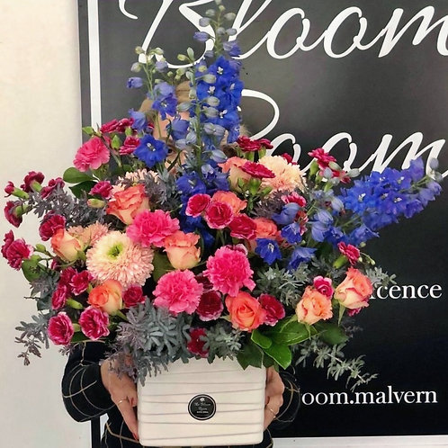 Boxed flower arrangements 33