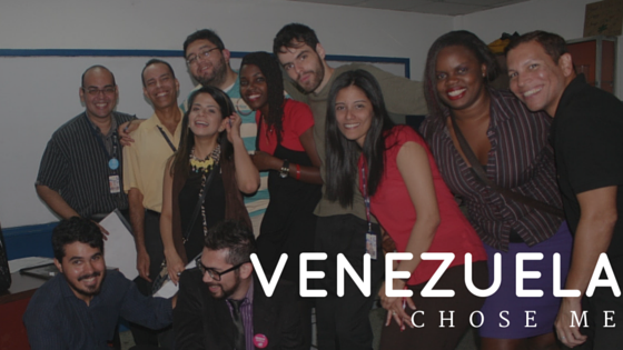 Akumu Fiona - Teaching English in Venezuela