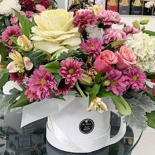 Round Box Blooms