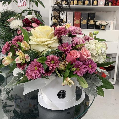 Boxed flower arrangements 10