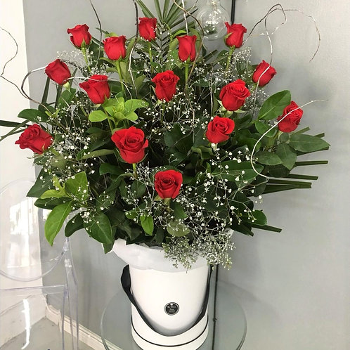 Boxed flower arrangements 12