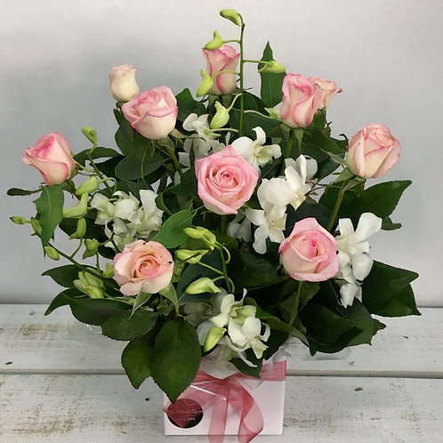 Boxed flower arrangements 27