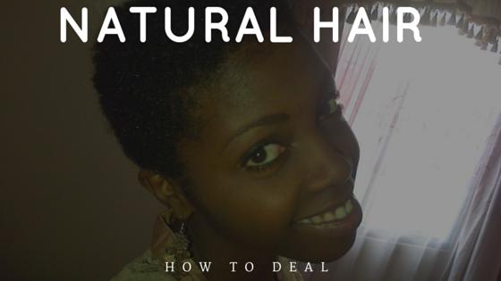 Akumu Fiona- How To Handle Natural Hair