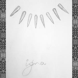 Akumu Fiona - Black Panther Sketch