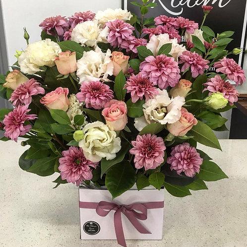 Boxed flower arrangements 09