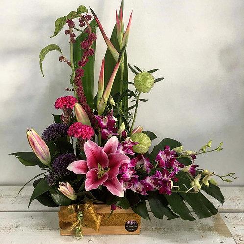 Boxed flower arrangements 13