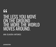 Akumu Fiona - Quotes - Move on the ground