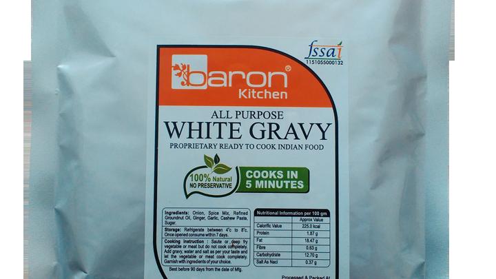 Base White Gravy (Frozen)