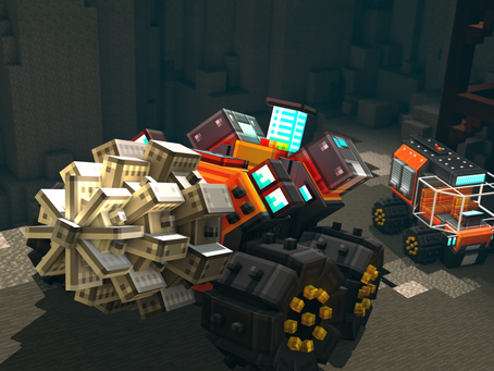 Advanced Mining: Out Now!