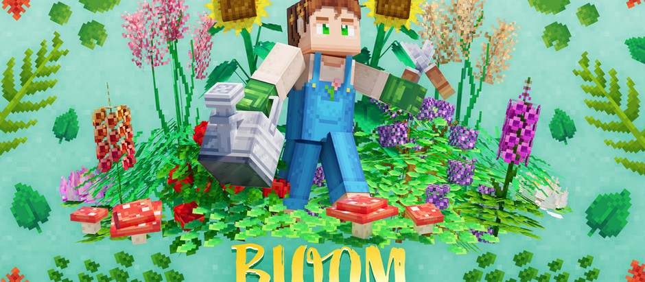 Bloom: Available for Free on the Minecraft Marketplace
