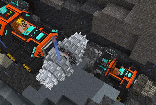 Advanced Mining
