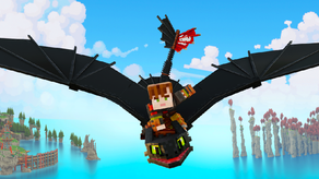 """How to """"How to Train Your Dragon"""" in Minecraft"""