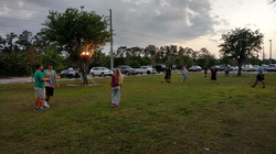 Youth Group Football