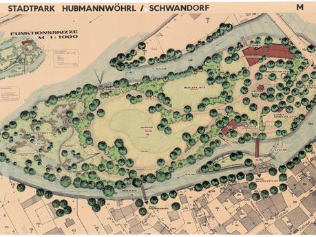 Ein Stadtpark für Schwandorf