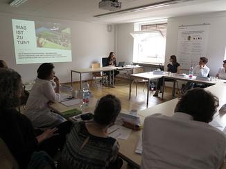 Expertenworkshop zur städtebaulichen Denkmalpflege