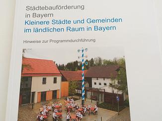 Städtebauförderung in Bayern // Praxisbeispiel: Interkommunales Entwicklungskonzept in der Milchstra