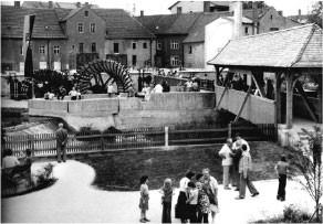 Die Kraft der Naab - Das Mühlengewerbe in Schwandorf